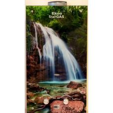 Газовая колонка Ekoo StarGas JSD водопад