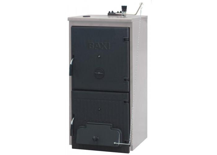 Твердотопливный котел BAXI BPI-Eco 1.650
