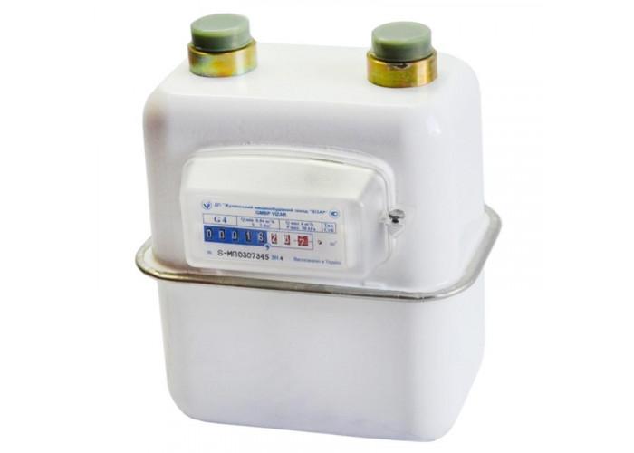 Счетчик газа Визар G6