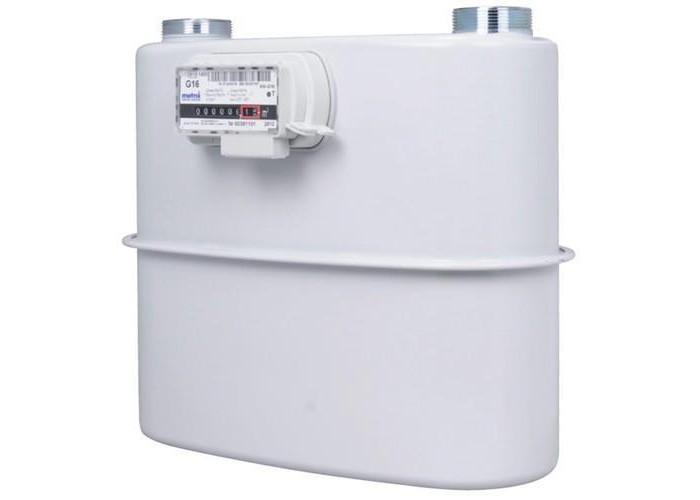 Счетчик газа Metrix G 16