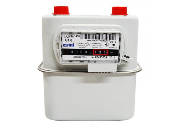 Счетчик газа Metrix G 2,5