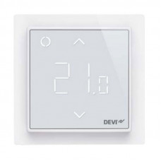 Терморегулятор электронный DEVIregTM Smart Pure White