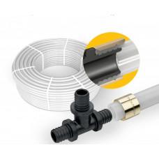 Труба KAN-therm PE-Xa с антидифузионной защитой 16x2