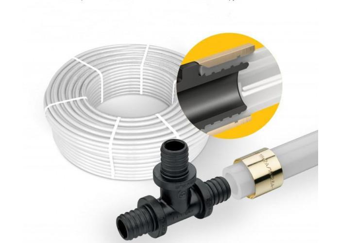 Труба KAN-therm PE-Xa с антидифузионной защитой 18x2,5