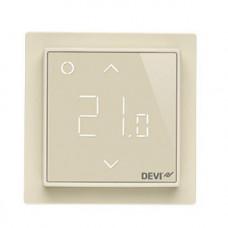 Терморегулятор электронный DEVIregTM Smart Ivory
