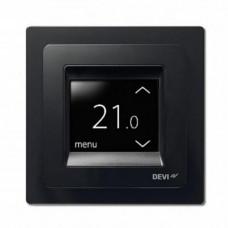 Терморегулятор электронный DEVIregТМ Touch Black