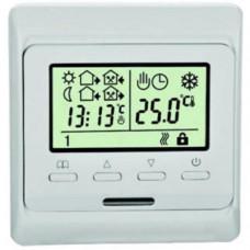 Программируемый терморегулятор для теплых полов IN-TERM  E51(RTC 80)