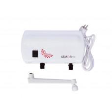 Электрический проточный водонагреватель  Atmor Basic 3,5 кВт (Кран)