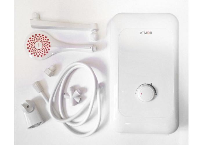 Электрический проточный водонагреватель Atmor ENJOY 100 3,5 кВт (Душ)