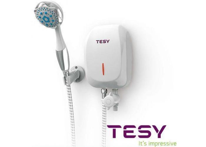 Водонагреватель проточный TESY IWH 50 X01 BA H (душ)