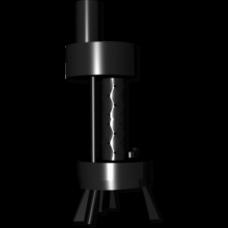 Отопительная печь Теплушка (теплогенератор) Росс