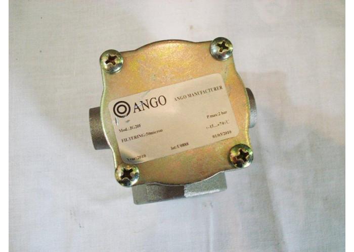 Фильтр газовый (Ango) Анго 25