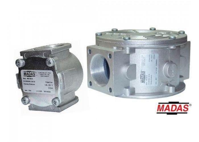 Фильтр газовый MADAS 50 газ 6 бар