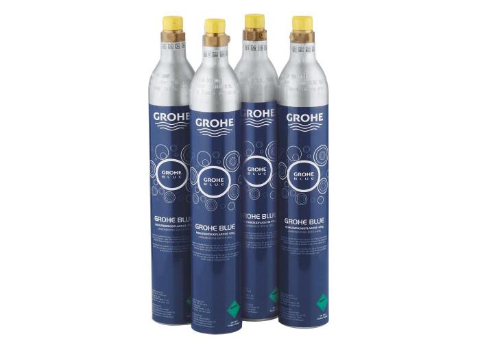 Grohe GROHE Blue баллоны с углекислым газом CO2, 4 шт. (40422000)