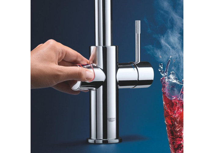 Grohe GROHE Red Duo Смеситель и бойлер M-size (30083001)