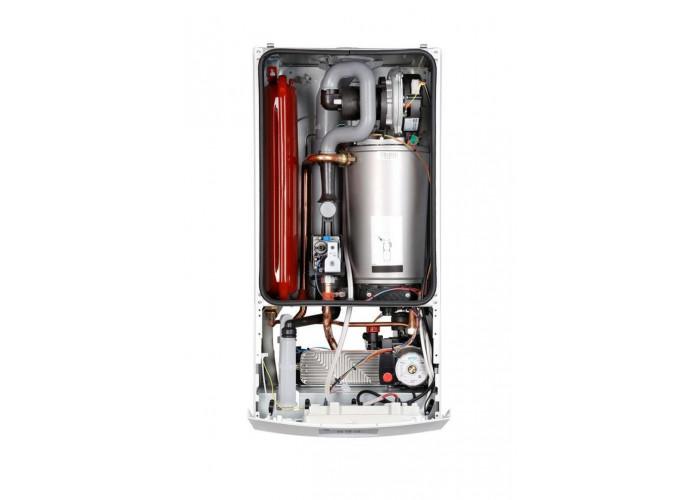 Газовый двухконтурный конденсационный котел Bosch Condens 2500 W