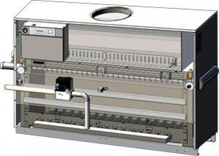 Модуль горячего водоснабжения Росс МГ - 100