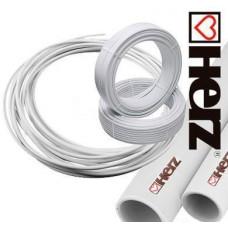 Металлопластиковая труба для теплого пола Herz PE-RT 16x2
