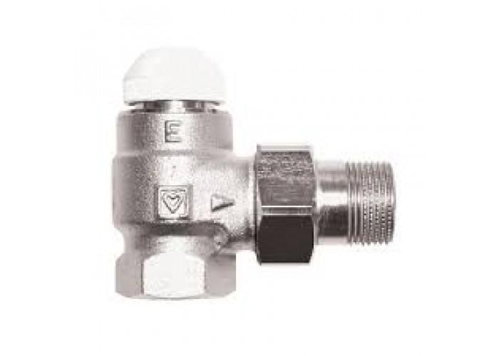 "HERZ Термостатический клапан HERZ-TS-E, угловой 1/2"""