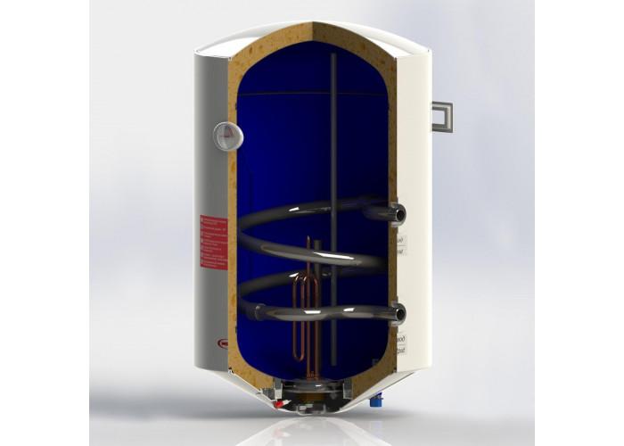 Электрический водонагреватель NOVATEС Combi - 100