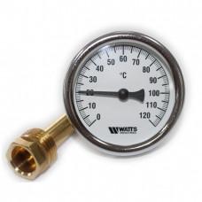 Термометр биметалический 0 - 120С