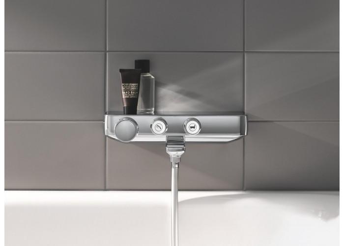 Grohe Grohtherm SmartControl Термостатический смеситель для ванны, настенный монтаж (34718000)