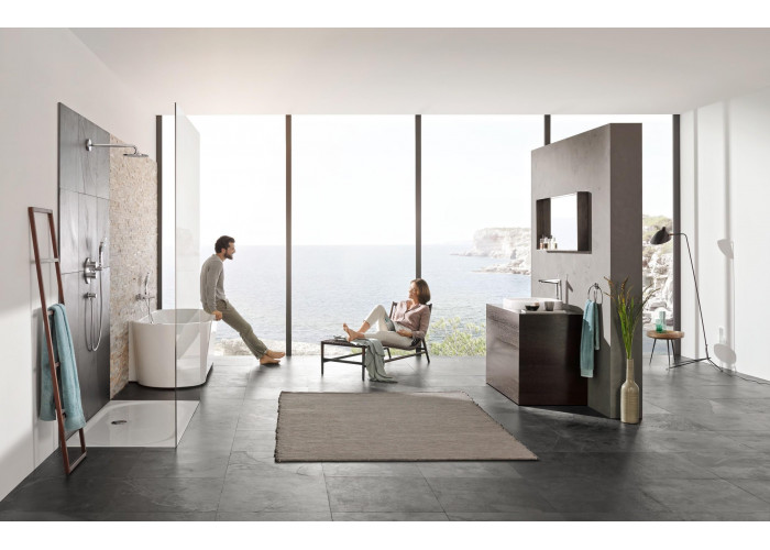 Grohe Eurodisc Joy Смеситель однорычажный для ванны (23431000)