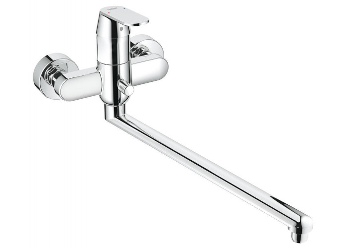 Grohe Eurosmart Cosmopolitan Смеситель для ванны, однорычажный (с изливом 400 мм) (32847000)