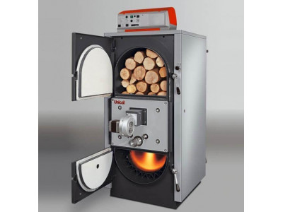 Комбинированная система отопления дома – газ + уголь-дрова