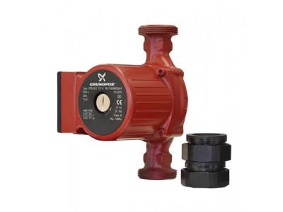 Преимущества системы отопления с циркуляционным насосом