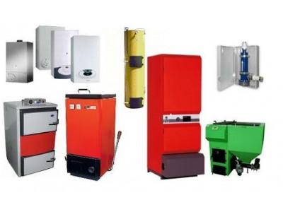 Выбор отопительного котла: газовый, электрический или твердотопливный?