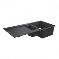 Grohe Мойка для кухни 1000 х 500 мм, Granite Black (31646AP0)