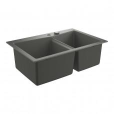 Grohe Мойка для кухни 840 х 560 мм, Granite Grey (31657AT0)
