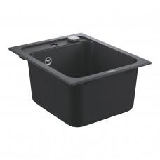 Grohe Мойка для кухни 400 х 500 мм, Granite Black (31650AP0)