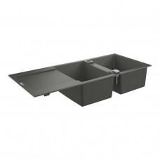 Grohe Мойка для кухни 1160 х 500 мм, Granite Grey (31647AT0)