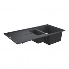 Grohe Мойка для кухни 1000 х 500 мм, Granite Black (31642AP0)