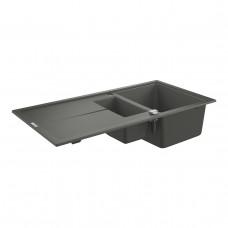 Grohe Мойка для кухни 1000 х 500 мм, Granite Grey (31642AT0)