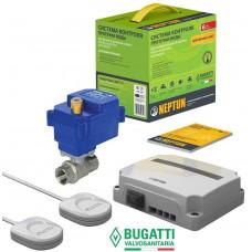Система защиты от потопа NEPTUN BUGATTI BASE LIGHT ½ (проводная)