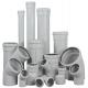 Трубы и фитинги внутренней канализации