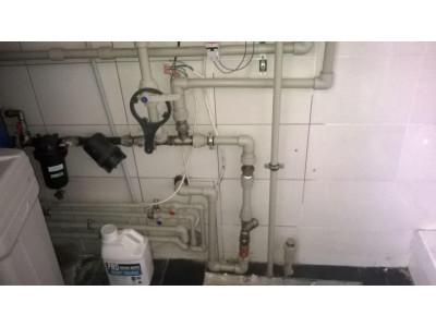 Система водоснабжения и  водоподготовки частного дома