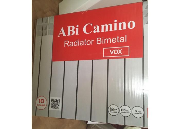 Биметалический радиатор BI-Camino Vox 500/100