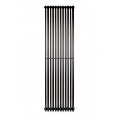 Радиатор стальной трубчатый Betatherm Praktikum 1 1800x463 RAL9005M