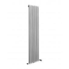 Радиатор стальной трубчатый Betatherm Elipse 1 1800x445 RAL9016M