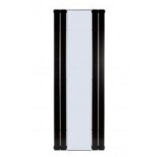 Радиатор стальной трубчатый Betatherm Mirror PE 1118/08 RAL9005M