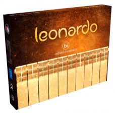 Биметаллический радиатор Leonardo 500/100