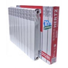 Биметаллический радиатор Hertz (Польша) 500/80