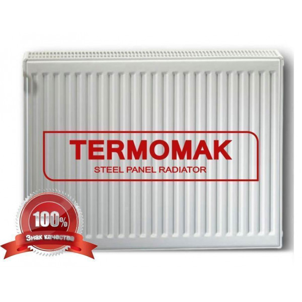 Стальной панельный радиатор Termomak (Турция) тип 22 500х1200