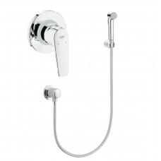 Grohe Набор BauFlow 3 в 1 для туалета (121645)