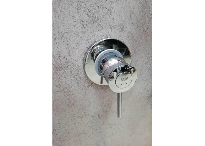 Grohe BauClassic Набор 2 в 1 для туалета (к-т гигиенического душа, смеситель скрыт. монтажа) (2904800S)