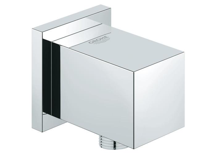 Grohe Euphoria Cube Подключение душевого шланга (27704000)